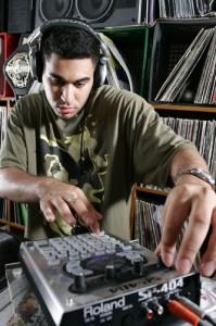 DJ Wristpect & MC Sir Lancelot