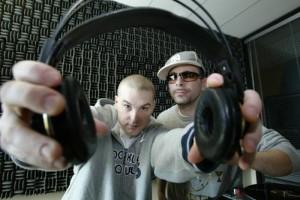 DJ Flipout & DJ J-Swing