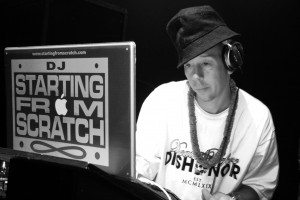 DJ Starting From Scratch